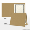 9 1/2 x 12 Certificate Holders Grocery Bag