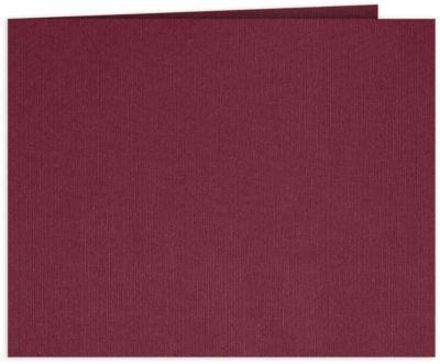 Short Hinge Landscape Certificate Holder Rosewood