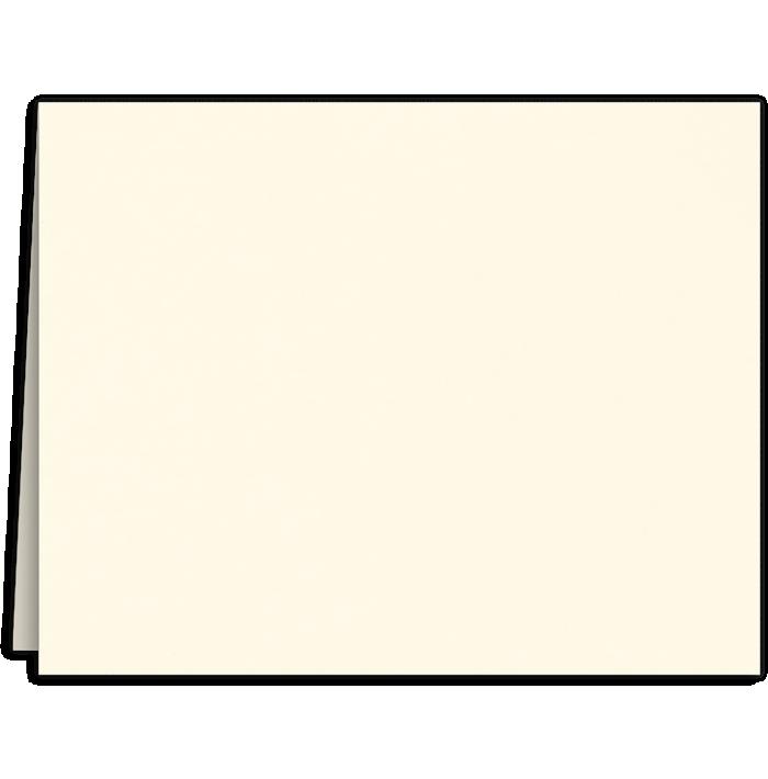 Long Hinge Landscape Certificate Holder Alabaster Natural
