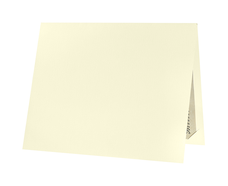 9 1/2 x 12 Certificate Holders Natural Ivory Linen