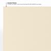 9 1/2 x 12 Certificate Holders Natural Linen