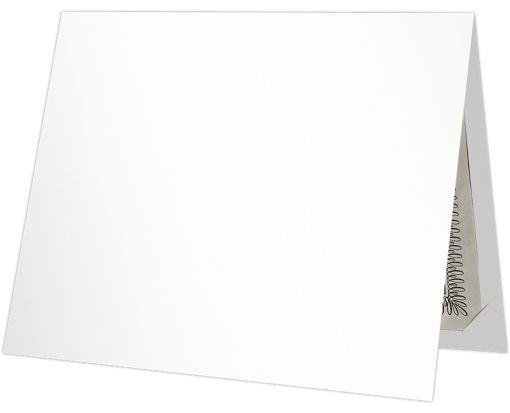 9 1/2 x 12 Certificate Holders White Gloss