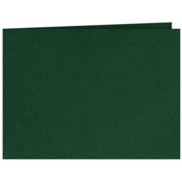 Card Holder Dark Pine Green