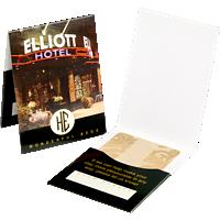 Foil Stamped Card Holder