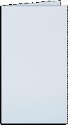 Card Holder Arctic Blue
