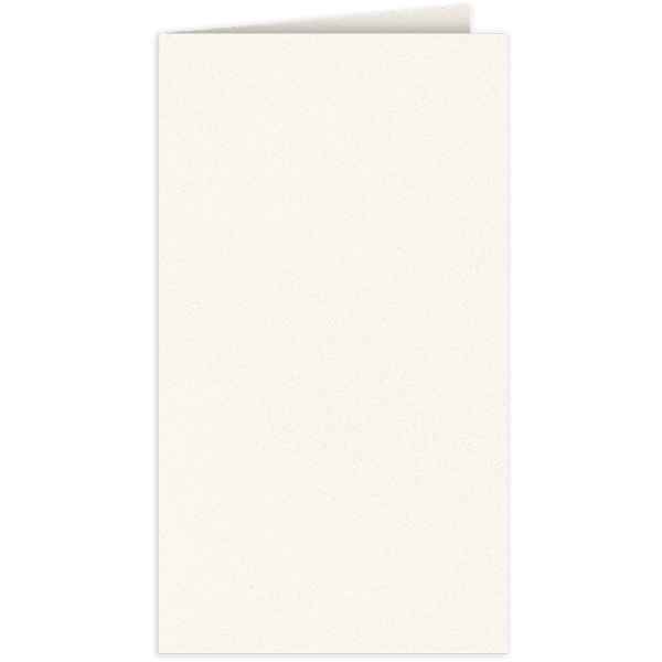 Card Holder Ecru Natural 80lb. Felt