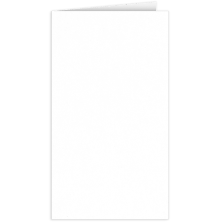 Card Holder Bright White - 100% Recycled
