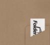 Card Holder Grocery Bag Brown