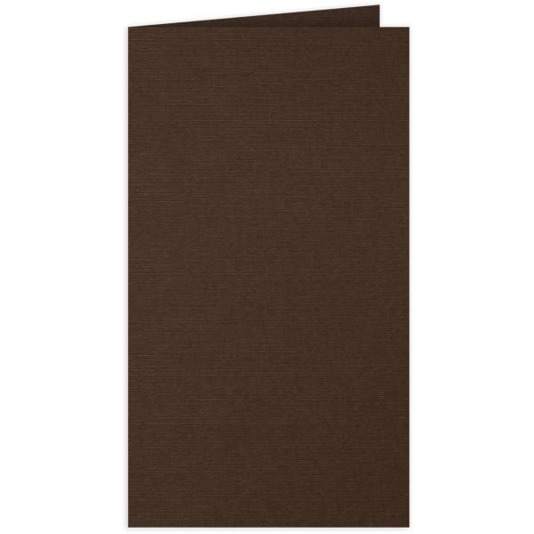 Card Holder Dark Espresso Brown