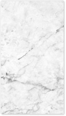 Card Holder White Marble