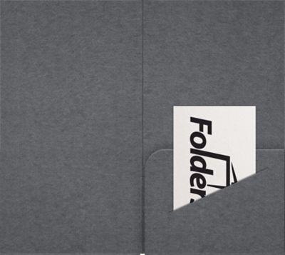 Card Holder Iron Gray