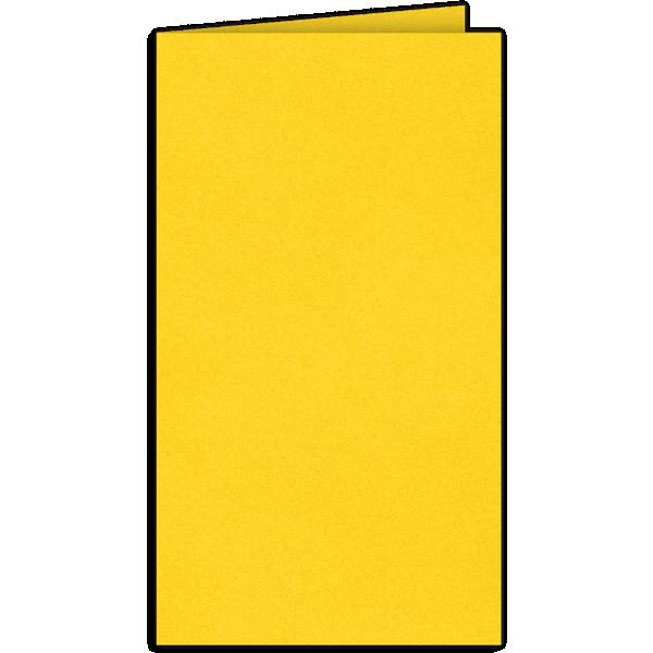 Card Holder Sunshine Yellow