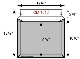 "CONFORMER Mailer - Standard Size (12 3/4"" x 10 1/2"")"