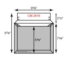 """CONFORMER Mailer - Small Size (9 5/8"""" x 7 3/8"""")"""