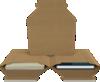 9 1/4 x 12 1/4 CONFORMER® Mailers 26ECT e-flute Corrugate
