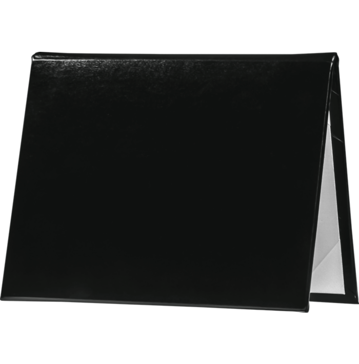 5 x 7 Diploma Cover - Padded Black