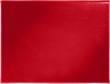 8 1/2 x 11 Diploma Cover - Padded Red