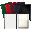 8 1/2 x 11 Diploma Cover - Padded Maroon