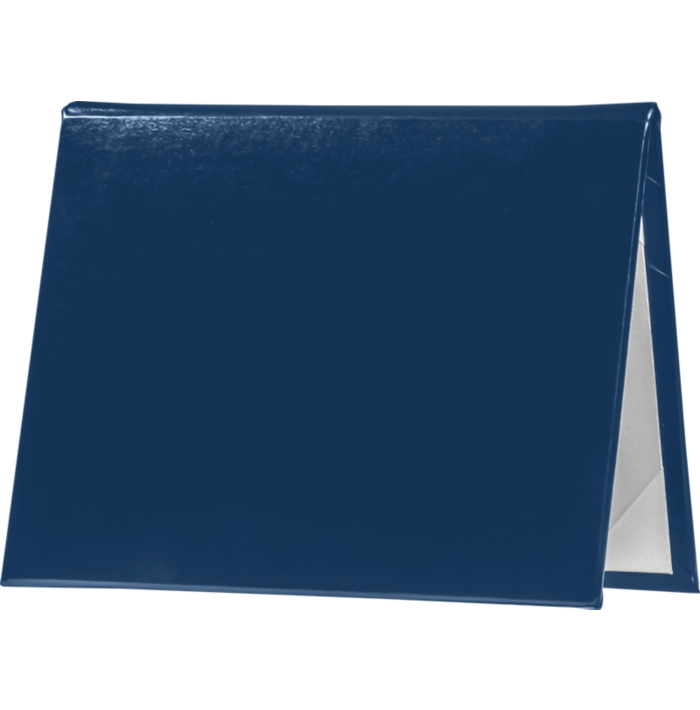 5 x 7 Diploma Cover - Padded Royal Blue