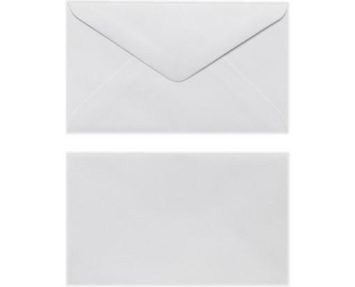 #63 Mini Envelope (2 1/2 x 4 1/4) White
