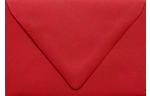 A1 Contour Flap Envelopes Ruby Red