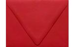 A2 Contour Flap Envelopes Ruby Red