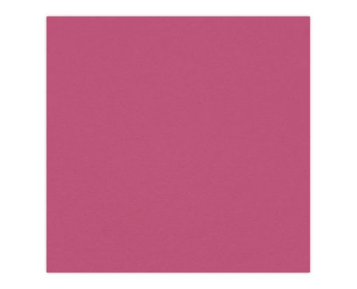 6 1/4 x 6 1/4 Petals (5 5/8 x 5 5/8) Middle Layer Card Magenta