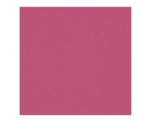 6 1/4 x 6 1/4 Petals (5 1/8 x 5 1/8) Top Layer Card Magenta
