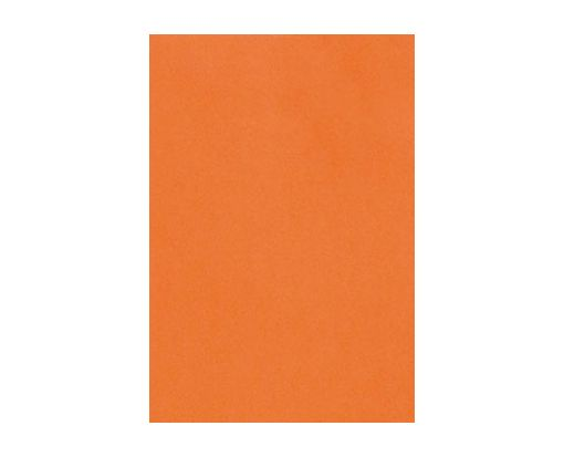 6 x 6 Pockets (5 1/4 x 5 1/4) Middle Layer Card Mandarin