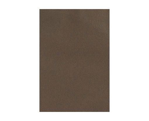 6 x 6 Pockets (5 1/4 x 5 1/4) Middle Layer Card Chocolate