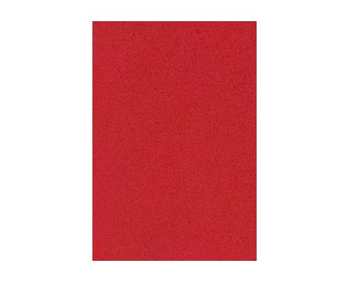 6 x 6 Pockets (5 1/4 x 5 1/4) Middle Layer Card Ruby Red