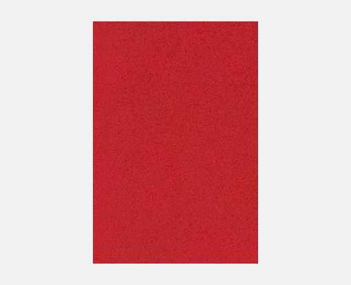 6 x 6 Pockets (4 3/4 x 4 3/4) Top Layer Card Ruby Red