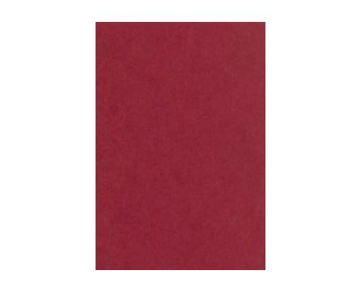 6 x 6 Pockets (5 1/4 x 5 1/4) Middle Layer Card Garnet