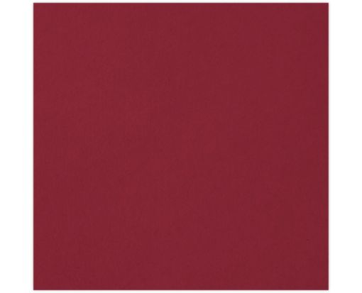 6 1/4 x 6 1/4 Petals (6 1/8 x 6 1/8) Base Layer Card Garnet