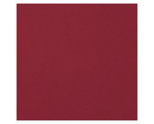 6 1/4 x 6 1/4 Petals (5 5/8 x 5 5/8) Middle Layer Card Garnet