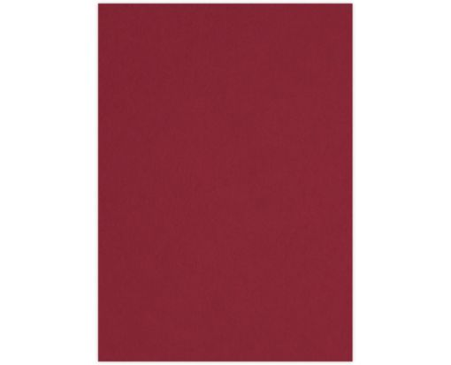 A7 (4 1/4 x 6 1/4) Middle Layer Card Garnet