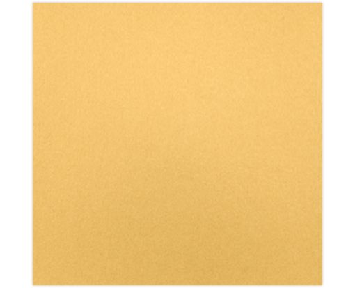 6 1/4 x 6 1/4 Petals (6 1/8 x 6 1/8) Base Layer Card Gold Metallic