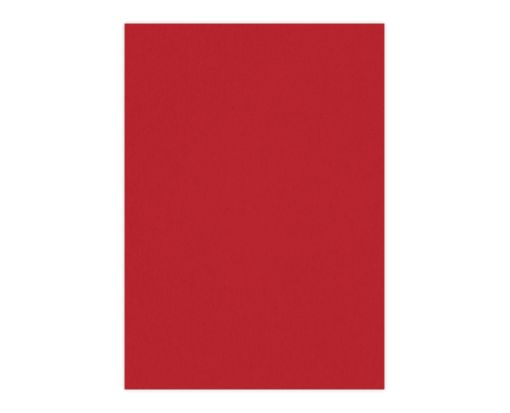 A7 (4 3/4 x 6 3/4) Base Layer Card Ruby Red