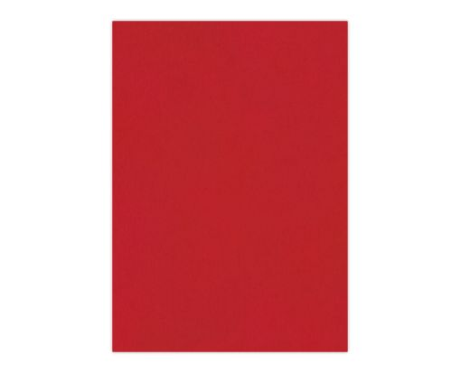 A7 (4 1/4 x 6 1/4) Middle Layer Card Ruby Red