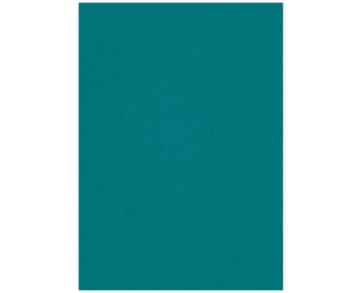 A7 (3 3/4 x 5 3/4) Top Layer Card Teal