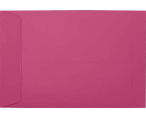 6 x 9 Open End Envelopes Magenta