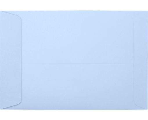 6 x 9 Open End Envelopes Baby Blue