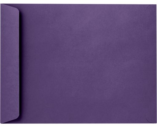 6 x 9 Open End Envelopes Deep Purple