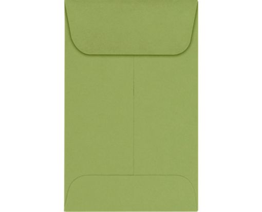 #1 Coin Envelopes (2 1/4 x 3 1/2) Avocado