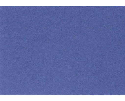 A6 Flat Card (4 5/8 x 6 1/4) Boardwalk Blue