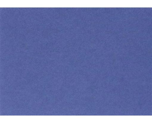 A7 Flat Card (5 1/8 x 7) Boardwalk Blue