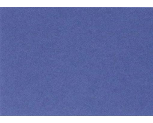 A9 Flat Card (5 1/2 x 8 1/2) Boardwalk Blue