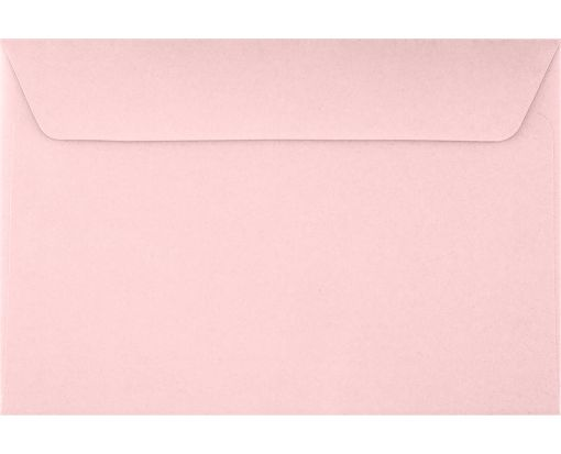 6 x 9 Booklet Envelopes Candy Pink