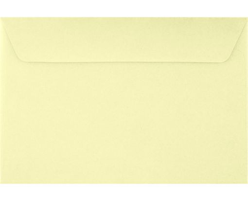 6 x 9 Booklet Envelopes Lemonade