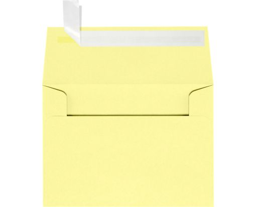 A1 Invitation Envelopes (3 5/8 x 5 1/8) Lemonade